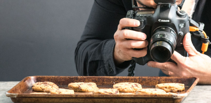 Quick Tips for Great Food Photography
